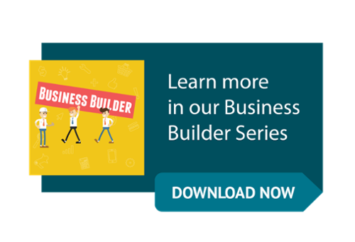 Learn more in our business builder series button