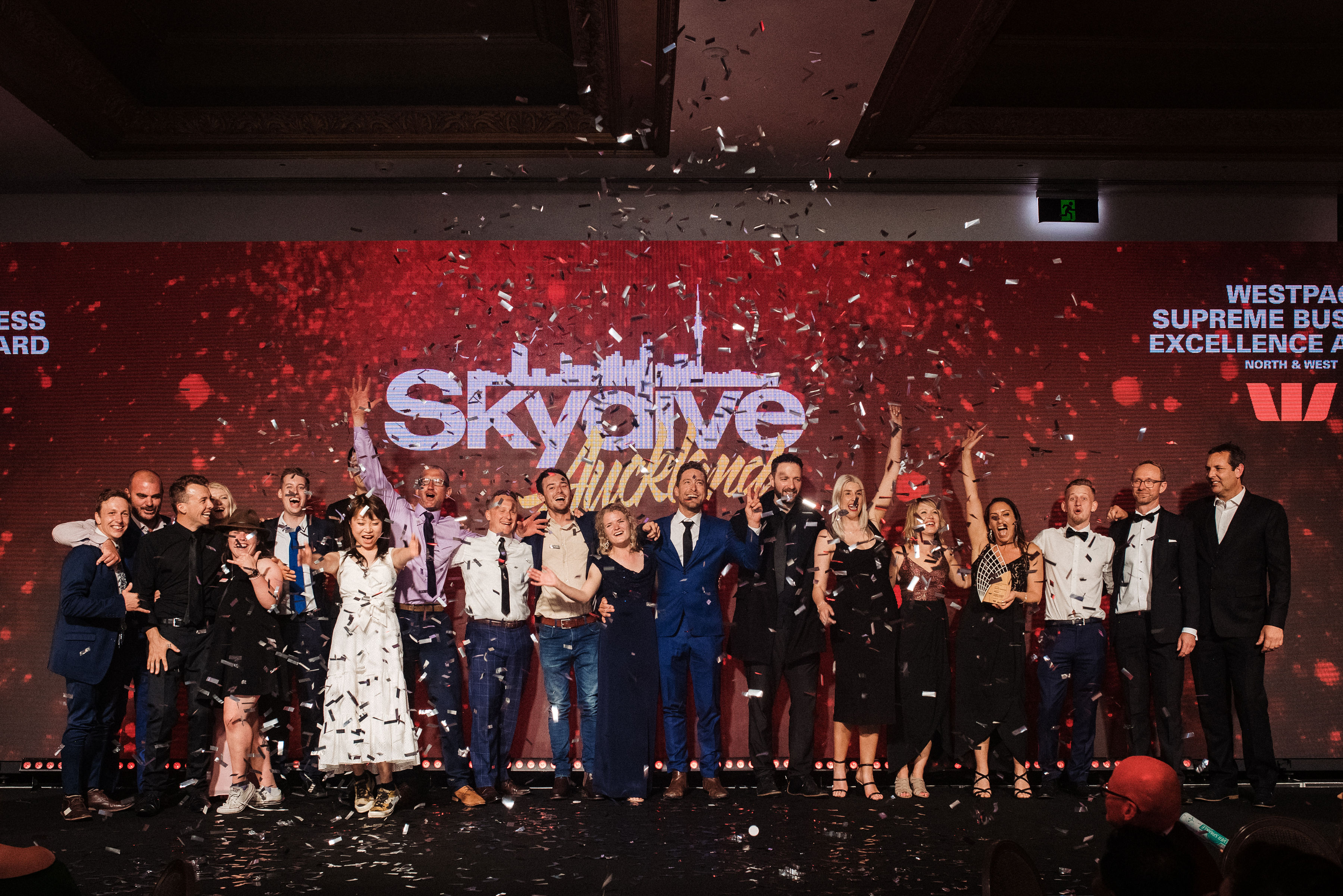 Skydive Auckland Wins